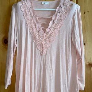 Maurice's Lacey top